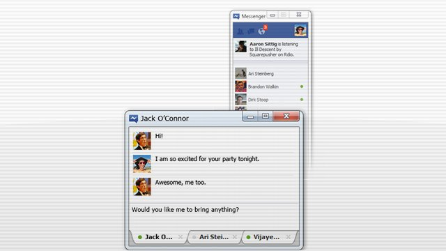 Click here to read Facebook Messenger Brings Your News Feed and Chat to Your Windows Desktop