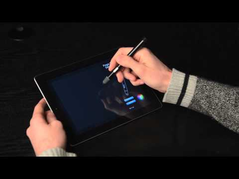 Click here to read The First Pressure-Sensitive iPad Stylus Might Just Outperform Your Fingers
