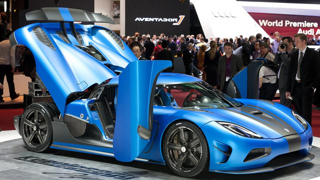 Is Koenigsegg Trying To Reinvent The Wheel Or Something?
