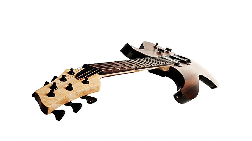Click here to read Sinuous: The Guitar Designed Like an Eames Chair