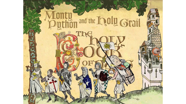 Monty Python: The Holy Book of Days App Gallery