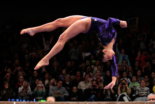 "The ""Scam Cup"": How A Very American TV Event Gives U.S. Gymnasts A Leg Up On The Olympic Competition"