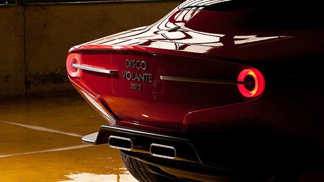 Touring Superleggera Disco Volante 2012 Gallery