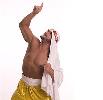 There is only one Sabu   Sabu Ecw Pose