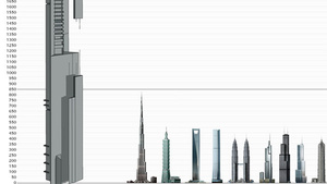 The Tallest Building on Earth is Half-Life 2's Citadel