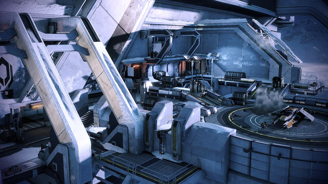 The Concept Art of Mass Effect 3