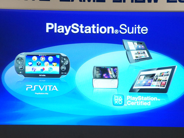 Sony Ramping Up PlayStation Suite