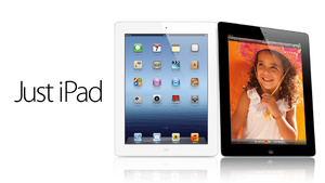 New iPad: The Third Generation