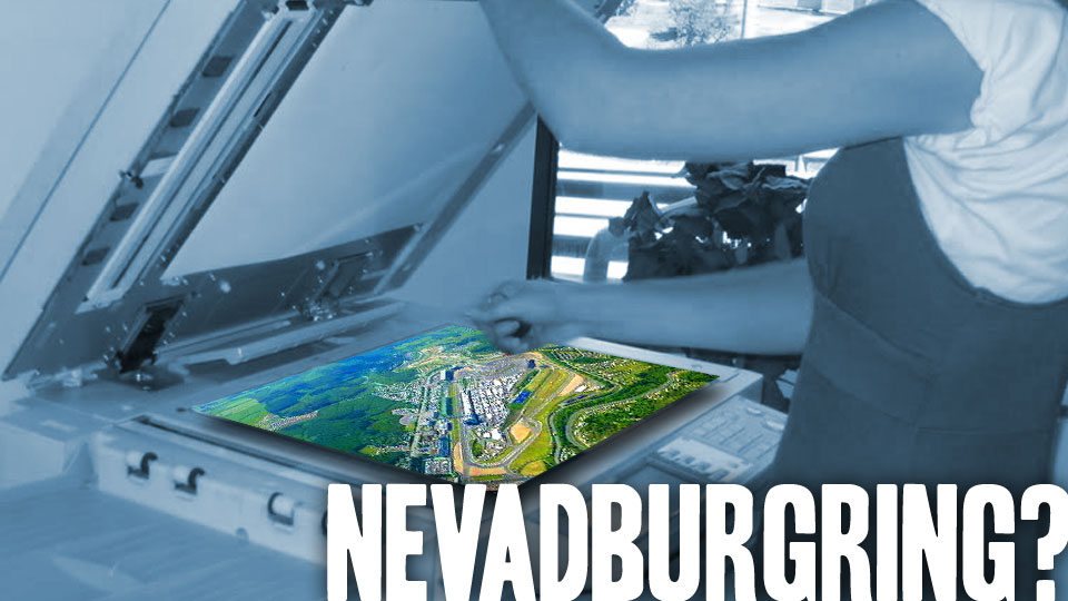 Click here to read Man Wants To Build Exact Copy Of Nürburgring... In Nevada