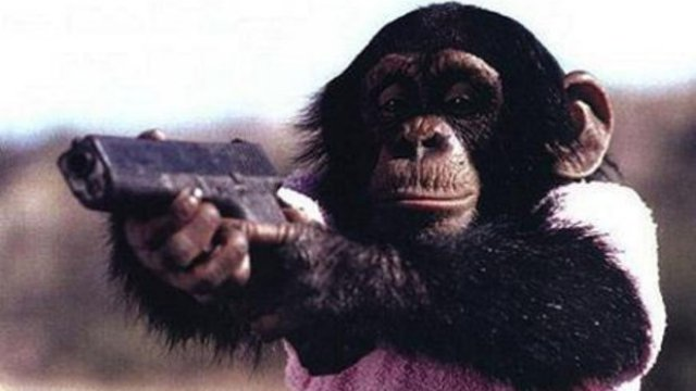 Click here to read Chimp Cops Were the First Cops