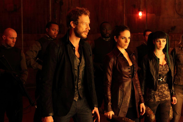 Stills from Lost Girl