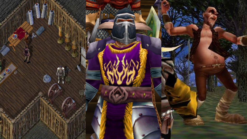 Mar 8, 2012 Ultima Online, EverQuest and World of Warcraft Earn