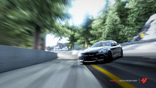 The Ten Best Car Video Game Screenshots