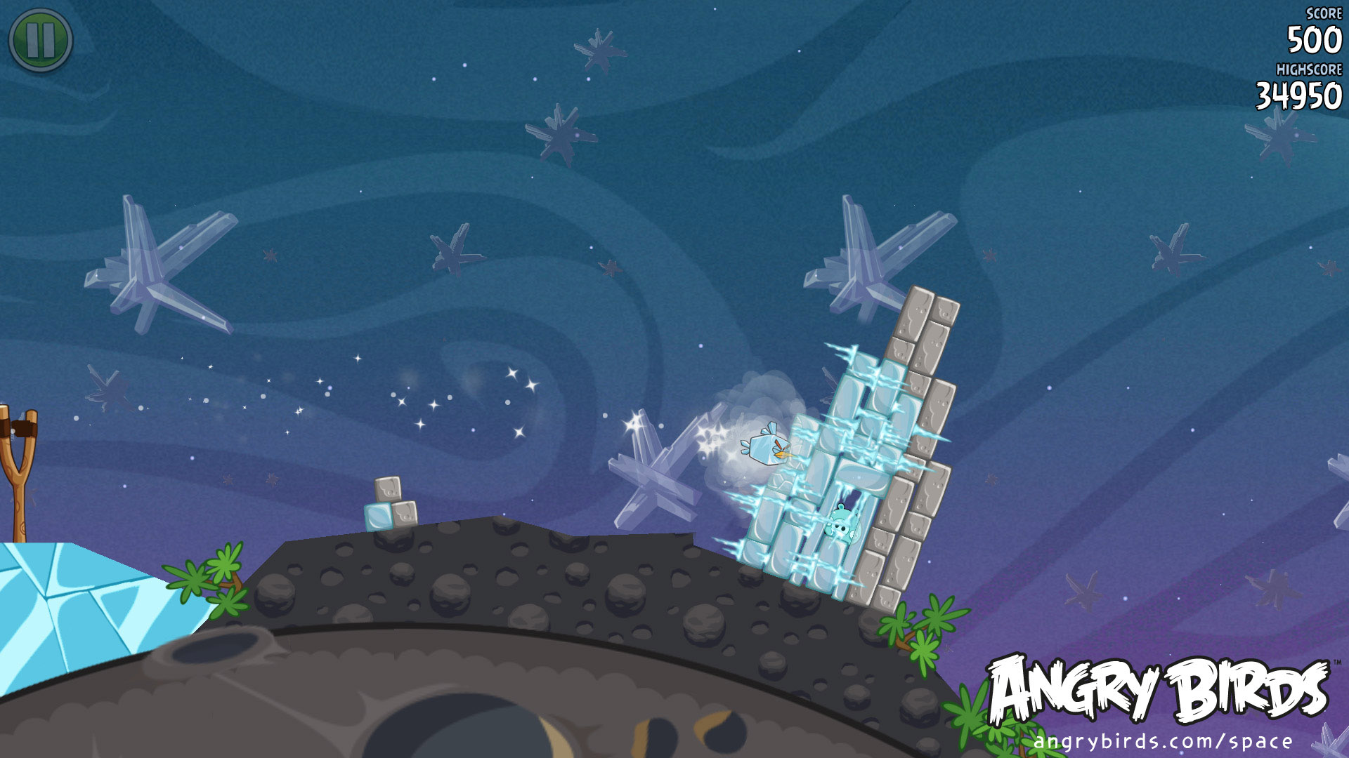 [Mi Subida] Angry Birds Space | Full | Serial |