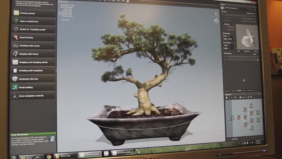 Click here to read How To Make Terrific Video Game Tree. A Video Demonstration