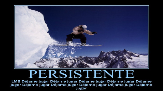 Today In Jose Canseco Tweets As Motivational Posters: Persistente
