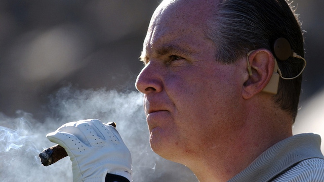 Sandra Fluke 'Slut' Comments Mysteriously Vanish from Rush Limbaugh's Online Transcripts