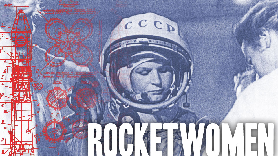 Click here to read The Forgotten Female Cosmonauts Who Beat Sally Ride Into Space