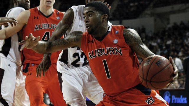 Report: FBI Investigating Auburn Point Guard For Alleged Point-Shaving