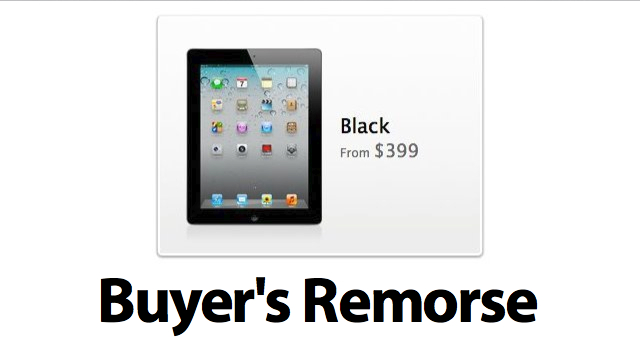 Click here to read How to Return That iPad 2 You Just Bought—Or at Least Get Some Money Back