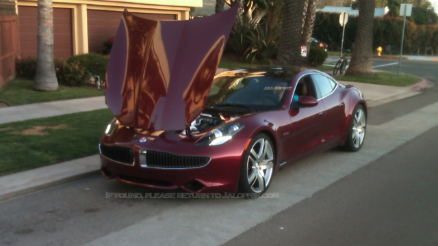 Click here to read Why Are Fisker Karmas Breaking Down?