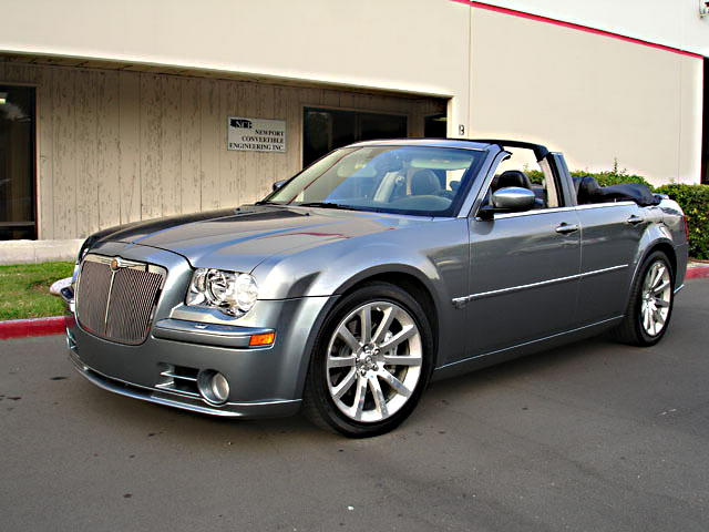 Click here to read For $15,500, Will This 300C Drop-Top Flex Its Muscle?