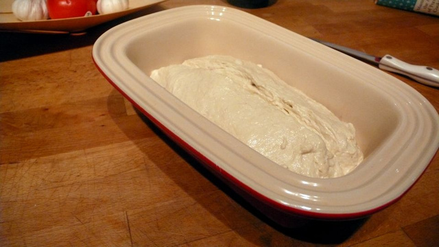 how to make bread by hand from scratch