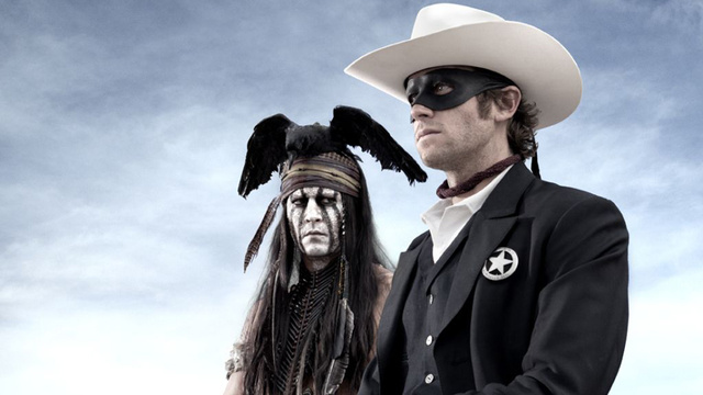 Johnny Depp Takes Tonto Character From Racist to Merely Culturally Insensitive