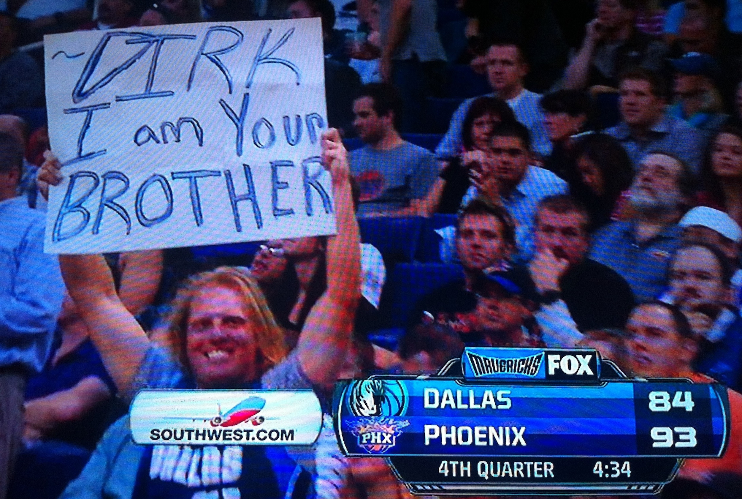 What If Dirk Nowitzki Was Missing A Chromosome And Lived In Pho…