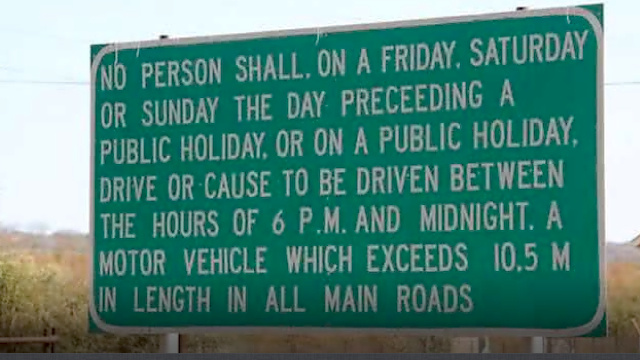 The Ten Worst Highway Signs