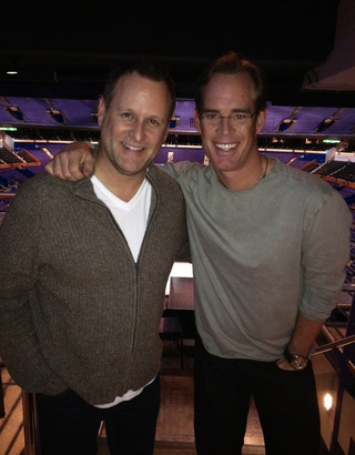 If You Weren't Hanging Out With Joe Buck And Dave Coulier Last Night, You're Nobody