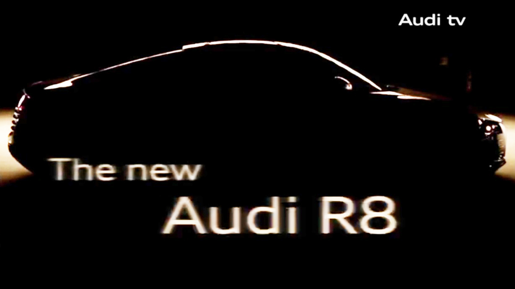 Click here to read 2013 Audi R8 Gets Funky New Headlights