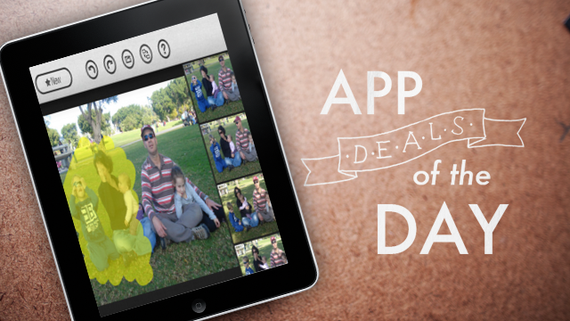 Daily App Deals: GroupShot for iOS for Free in Today's App Deals