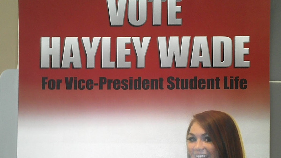 Student Wins Election Through Innovative Dick-Complimenting Campaign