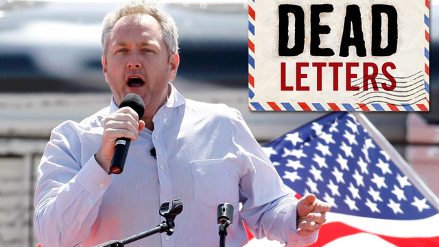 "Dead Letters: ""Since You Were Purchased You Have Been In The Tank For The Liberals. Stick To Sports You Idiots."""