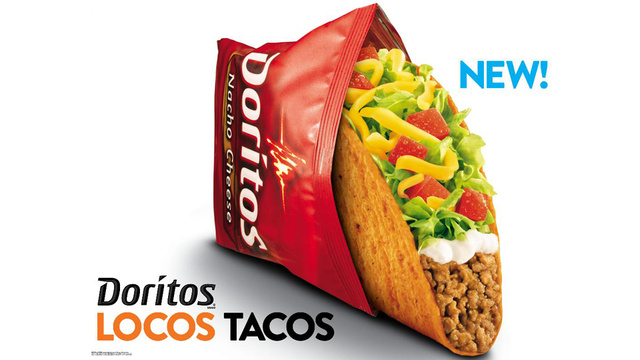 Everything You Need to Know About Taco Bell's New Dorito-Shell Taco
