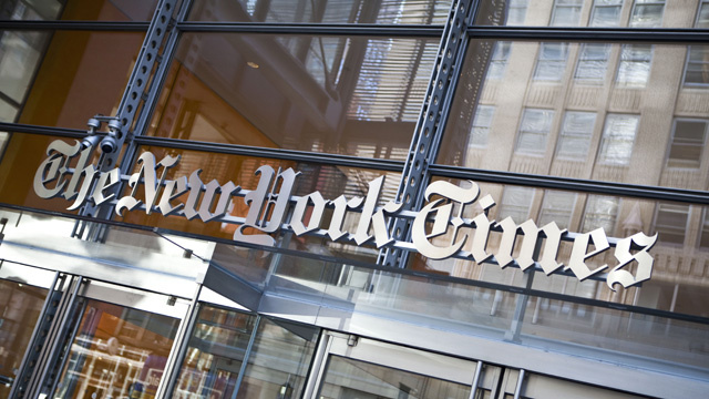 How Many Millions Did New York Times CEO Receive In Payout?