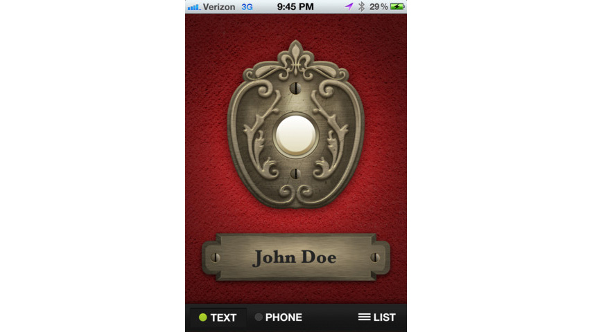 Click here to read Clever Doorbell App Automatically Calls Your Friends When You Get To Their Door