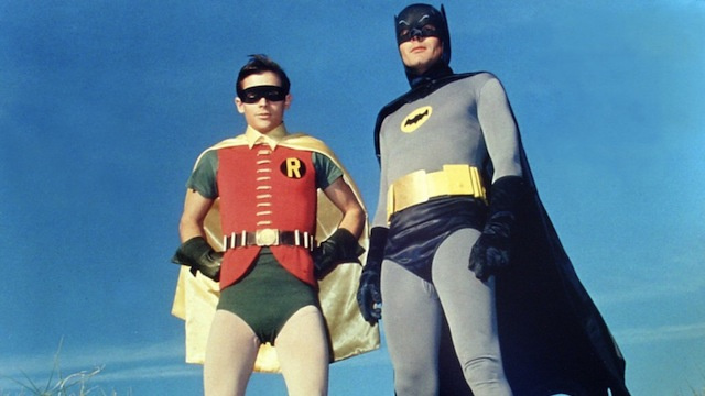 Kiefer Sutherland was almost Robin to Michael Keaton's Batman