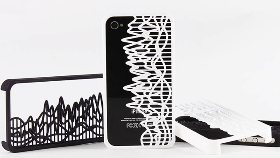 Click here to read These iPhone Cases Are Made of Sound