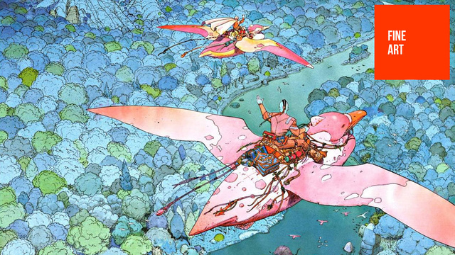 Remembering Moebius, a Man Who Helped Video Games More Than You Might Think