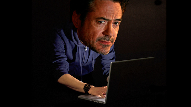 Is a Secret Celebrity Tattletale Actually Robert Downey Jr.?