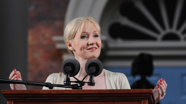 J.K. Rowling Loses Billionaire Status by Being a Lovely and Charitable Person
