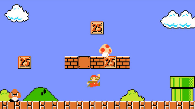 Science Proves Old Video Games Were Super Hard