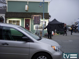 Once Upon a Time: Set Photos