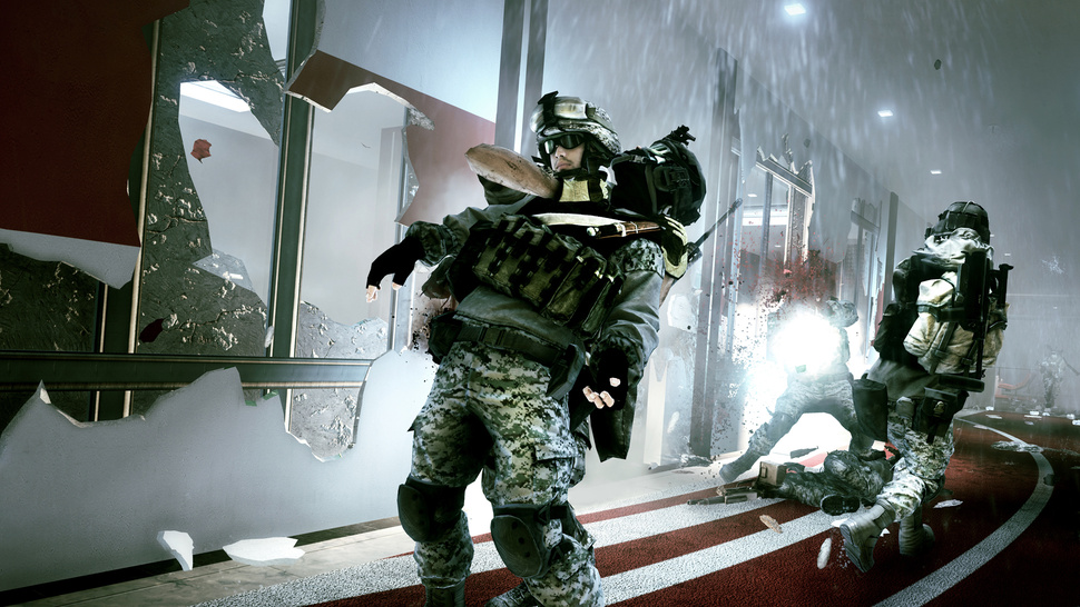 <em>Modern</em> What? No, Look at this <em>Battlefield 3</em> Expansion Trailer. Over Here.