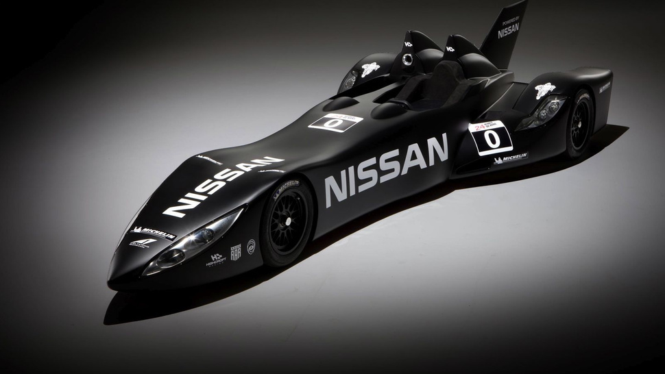 Nissan DeltaWing Racer: First Photos