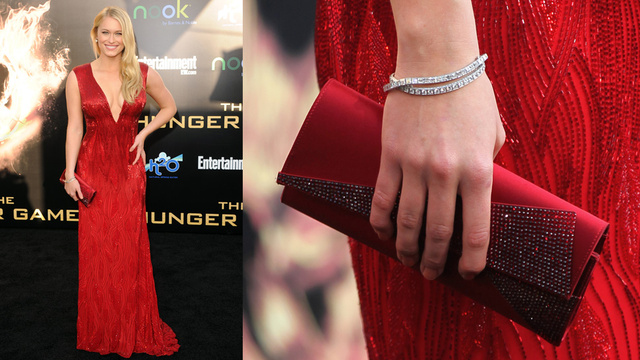 Kids Kill at the 'Hunger Games' Premiere