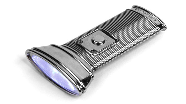 Flattened Flashlight Is Much Too Easy To Smuggle