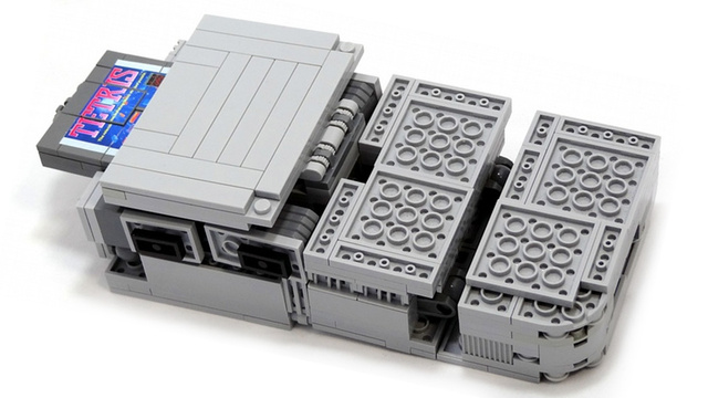 Legos and Gameboys and Transformers Collide in This Toy of Our Childhood Dreams